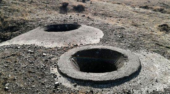 Paris'te inşa edilen savunma yapılarının benzeri Erzurum'da bulundu