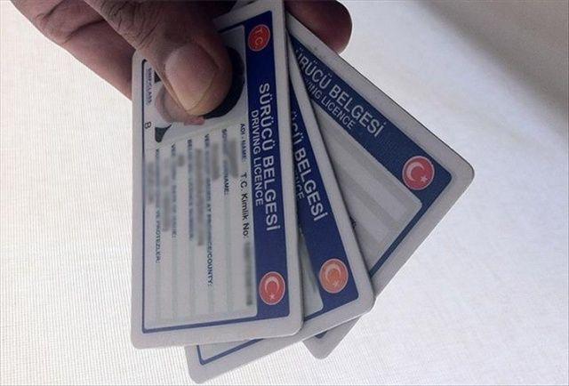 Kimlik ve sürücü belgeleriyle ilgili flaş detay! 800 bin kişi yararlandı