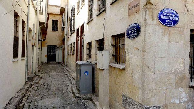 Türkiye'nin en kısa sokağı! 23 adımda bitiyor