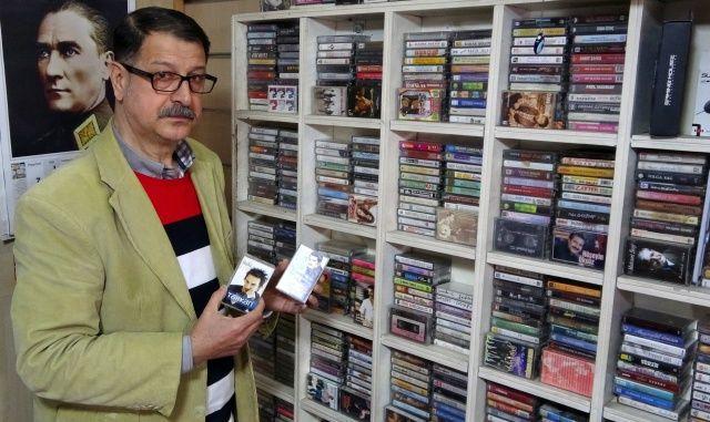 Geçmişe duyulan özlem kaset satışlarını artırdı