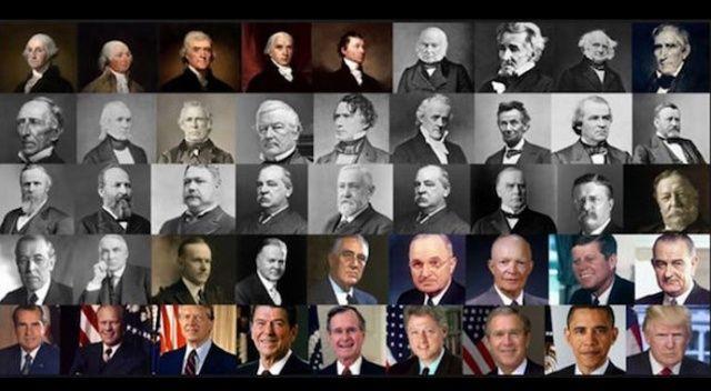 ABD tarihine geçmiş ilginç başkanlar ve özellikleri