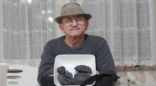 Sinop'ta yaşlı adamın yanı başına gökten servet düştü