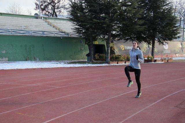 18 yıl sonra Erdoğan'ın karşısına Milli Sporcu olarak çıktı