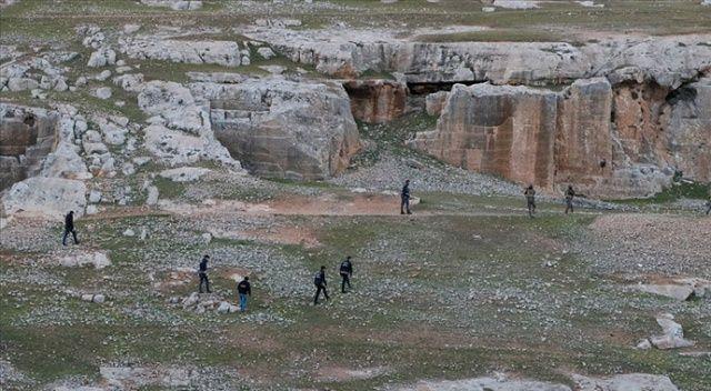Şanlıurfa'da mağaralara drone destekli operasyon: 29 gözaltı