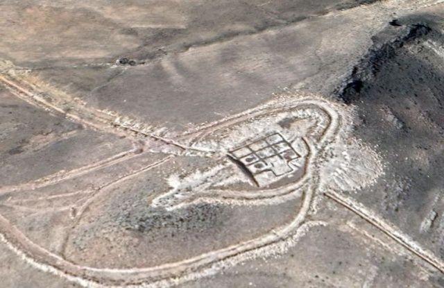 Kapadokya'nın 'uzaydan görülen figürleri'