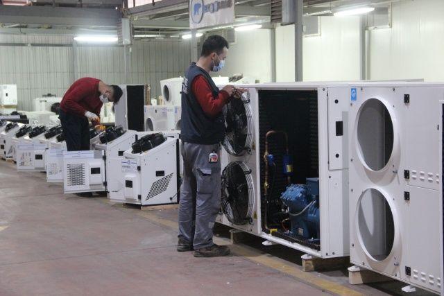 Sivas'ta üretiliyor, Avrupa'nın yarı fiyatına 70 ülkeye ihraç ediliyor