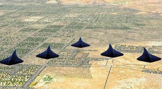 Dünyada ilk! Süpersonik taarruzi insansız hava aracı piyasada