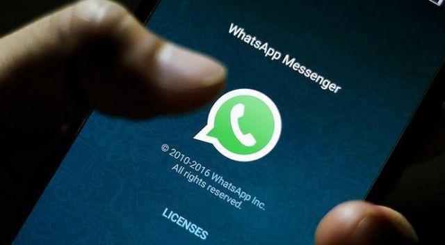 Heyecanlandıran adım! WhatsApp'a yeni özellik