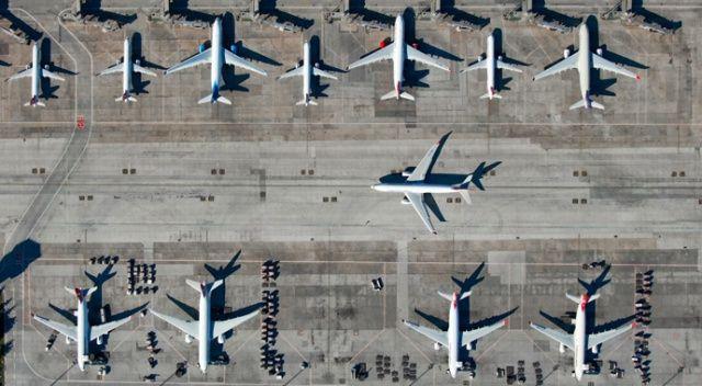 Uçmayı bekliyorlar