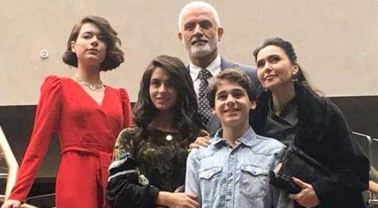 Ünlü oyuncu Ayşegül Çınar gözaltına alındı