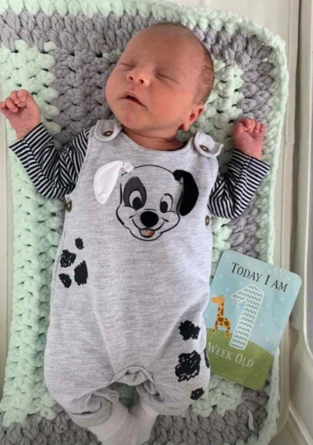 İki haftalık bebeğin feci ölümü!