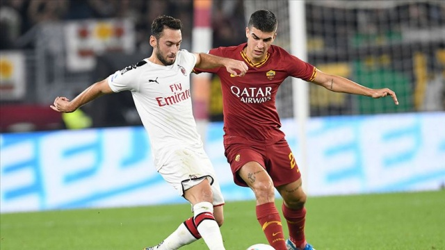 İtalyanlar Hakan Çalhanoğlu'nun yeni takımını açıkladı