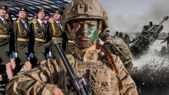 En güçlü ordular belli oldu! Listede Türkiye de var