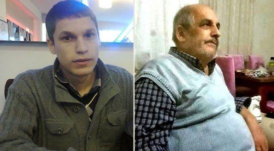 Ölüm askerdeki oğlu ve babayı aynı gün yakaladı