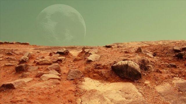 Bilim adamları uyardı: Sonraki salgın Mars'tan gelebilir