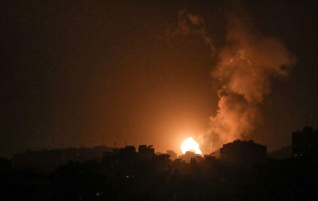 İsrail, Gazze'yi vurmaya devam ediyor!