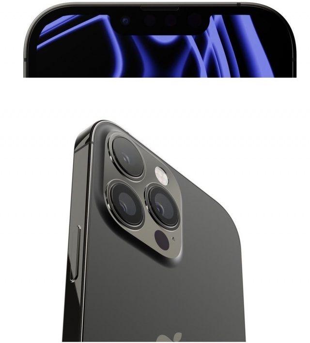 iPhone 13 Pro'nun en net görüntüsü sızdırıldı!