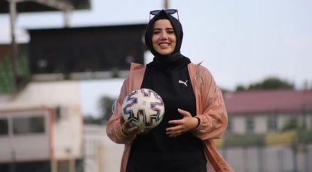 Türk Futbolunun kadın başkanı tarihe geçti
