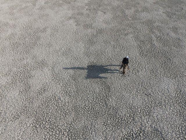 Kuş cenneti, koca göl kurudu! Kuşlar da gelmez oldu