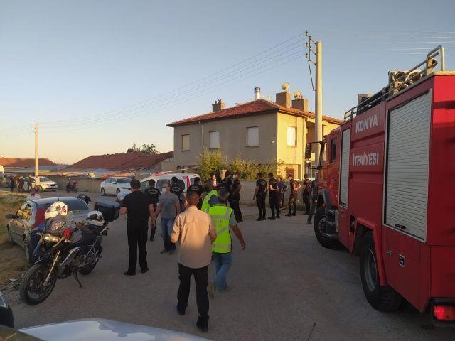 Evi basıp 7 kişiyi öldürdüler