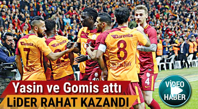 Alanyaspor Beşiktaş özeti Ve Golleri İzle: Galatasaray 2-0 Alanyaspor Geniş özeti Ve Golleri Izle