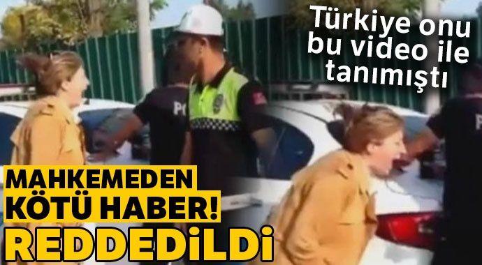Çığlık attığı video ile gündeme gelen hocaya mahkemeden kötü haber! Talebi reddedildi