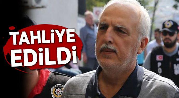 İstanbul eski Valisi Hüseyin Avni Mutlu tahliye edildi