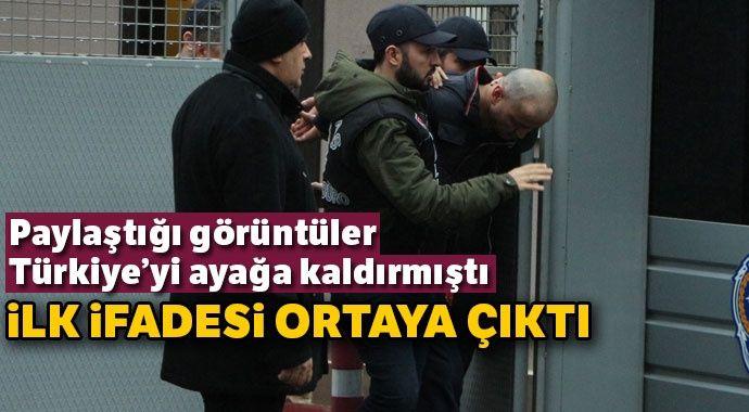 Murat Özdemir'in ifadesi ortaya çıktı! İşte ilk sözleri...