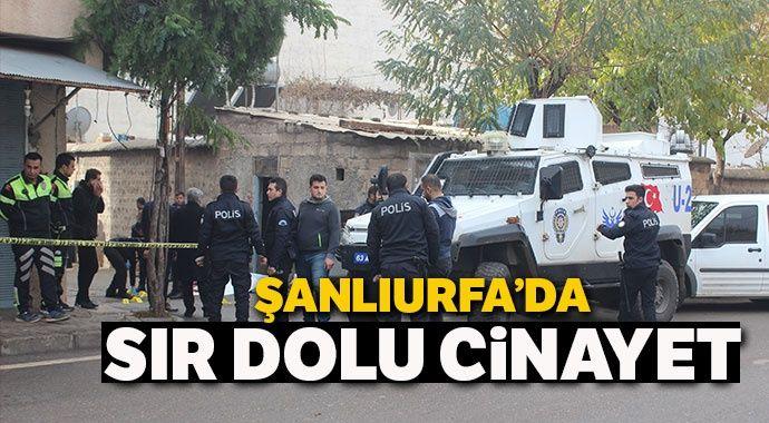 Şanlıurfa'da sır dolu cinayet... Ahırdan çıkarken silahlı saldırıya uğradı