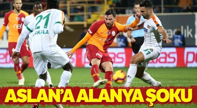 Alanyaspor Beşiktaş özeti Ve Golleri İzle: Özet Izle: Alanyaspor 1-1 Galatasaray Geniş Özeti Ve
