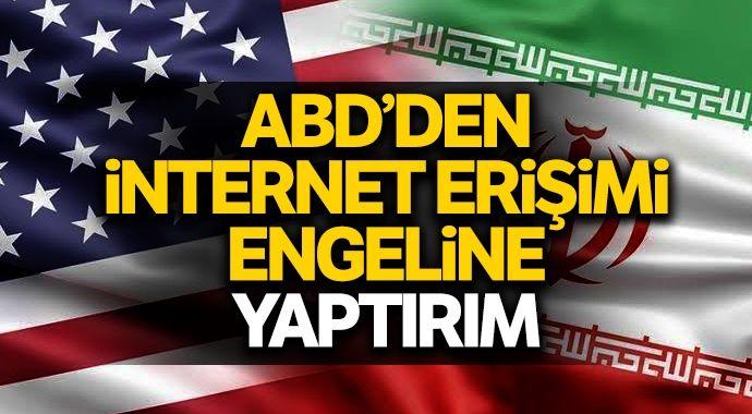 """ABD, İranlı bakanı """"internet engeli"""" nedeniyle yaptırım listesine aldı"""
