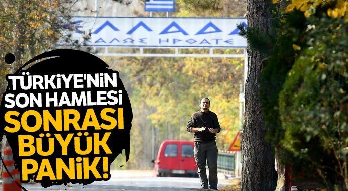 Türkiye'nin son hamlesi sonrası büyük panik!