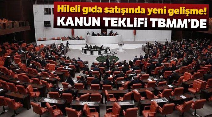 AK Parti Grup Başkanvekili Muş: Ürün güvenliğine ilişkin kanun teklifi sunduk