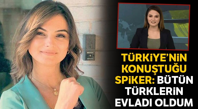 Azerbaycanlı spiker o anları anlattı: Herkes benimle ağladı