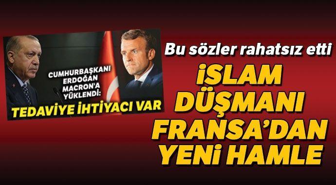 Fransa, Türkiye'deki Büyükelçisi Herve Magro'yu ülkeye çağırdı