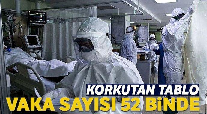 Türkiye'de son 24 saatte 248 kişi hayatını kaybetti