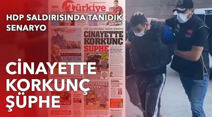 Bu suikastı Küresel Gladyo'nun aparatları FETÖ ve HDP düzenledi