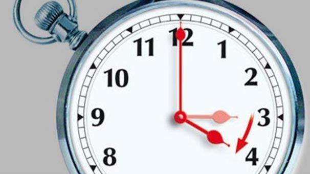 Türkiyede şu An Saat Kaç Saatler Mi Değişti Türkiyede Yaz