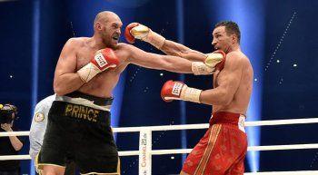 Yeni şampiyon Tyson Fury