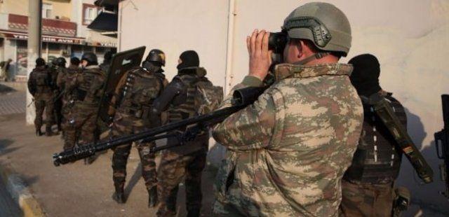 Şırnak'taki terör operasyonları