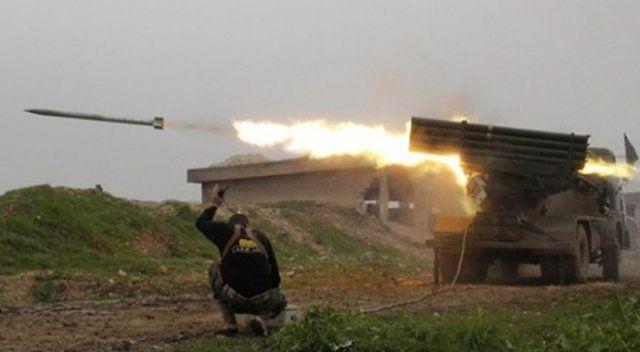 DAEŞ saldırıda Rus yapımı silah kullandı