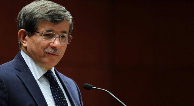 Davutoğlu'ndan Başika ve FED açıklaması