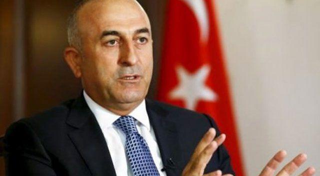Dışişleri Bakanı Çavuşoğlu: Sabrımız sınırsız değil