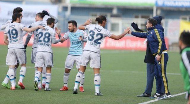 Fenerbahçe, Tuzlaspor'dan istediğini aldı