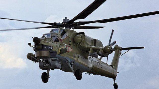 Irak, Rusya'dan savaş helikopteri aldı