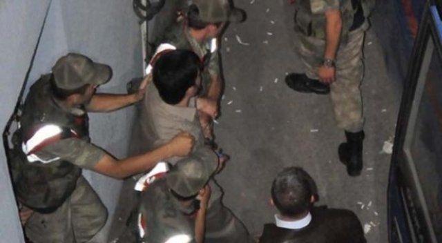 PKK, Hakkari'de neye uğradığına şaşırdı, o da yakalandı!