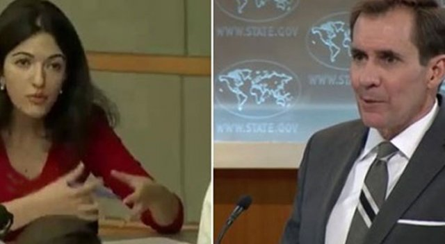 Rus muhabirin Türkiye sorusu Kirby'i çileden çıkarttı