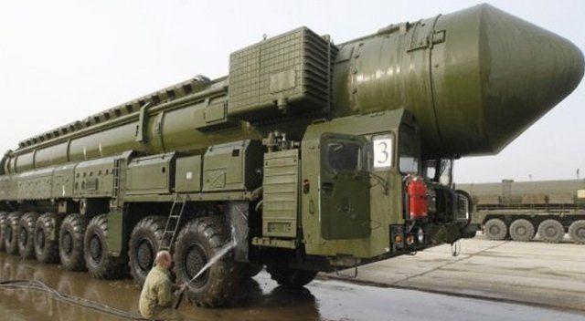 Rusya'dan ABD'ye füze açıklaması