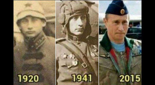 Vladimir Putin, Dracula mı?