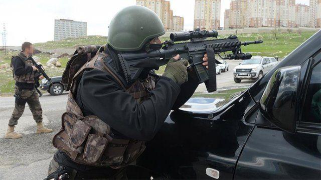 Terör örgütü PKK'nın sözde YPS sorumlusu öldürüldü